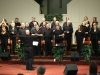 worship choir March 2009